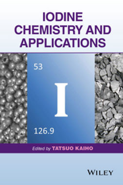 Kaiho, Tatsuo - Iodine Chemistry and Applications, e-bok