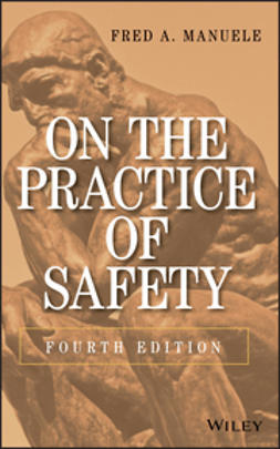 Manuele, Fred A. - On the Practice of Safety, ebook
