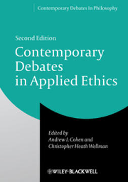Cohen, Andrew I. - Contemporary Debates in Applied Ethics, e-bok