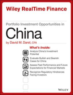 Darst, David M. - Portfolio Investment Opportunities in China, ebook