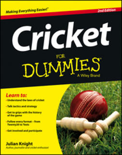 Knight, Julian - Cricket For Dummies, e-kirja