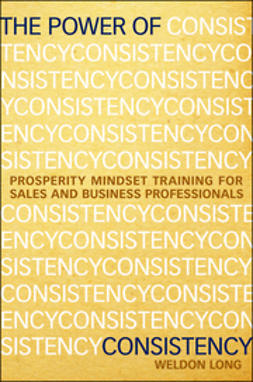 Long, Weldon - The Power of Consistency: Prosperity Mindset Training for Sales and Business Professionals, ebook