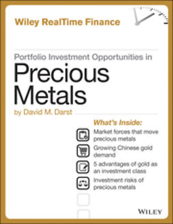 Darst, David M. - Portfolio Investment Opportunities in Precious Metals, e-kirja