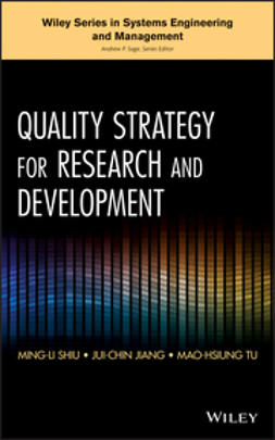 Shiu, Ming-Li - Quality Strategy for Research and Development, ebook