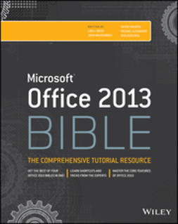 Bucki, Lisa A. - Office 2013 Bible, e-bok