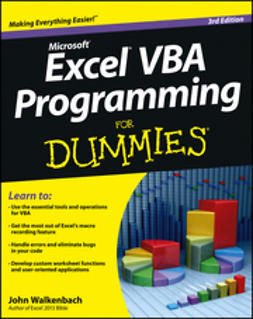Walkenbach, John - Excel VBA Programming For Dummies, ebook