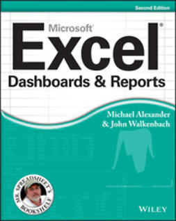Alexander, Michael - Excel Dashboards and Reports, ebook