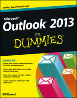 Dyszel, Bill - Outlook 2013 For Dummies, ebook