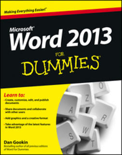 Gookin, Dan - Word 2013 For Dummies, ebook