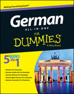 - German All-in-One For Dummies, ebook