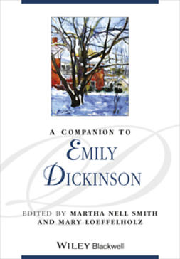 Smith, Martha Nell - A Companion to Emily Dickinson, ebook