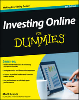 Krantz, Matt - Investing Online For Dummies, ebook