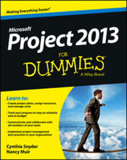 Snyder, Cynthia Stackpole - Project 2013 For Dummies, e-bok