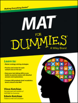 Kotchian, Vince - MAT For Dummies, ebook