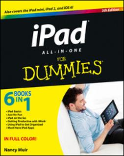 Muir, Nancy C. - iPad All-in-One For Dummies, e-kirja