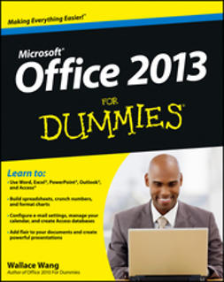 Wang, Wallace - Office 2013 For Dummies, ebook