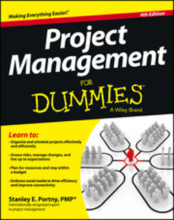 Portny, Stanley E. - Project Management For Dummies, e-kirja