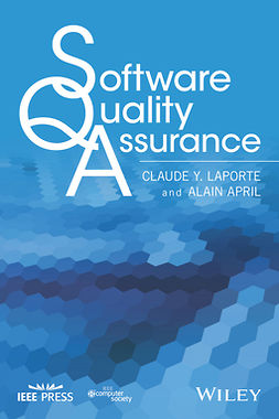 April, Alain - Software Quality Assurance, e-bok