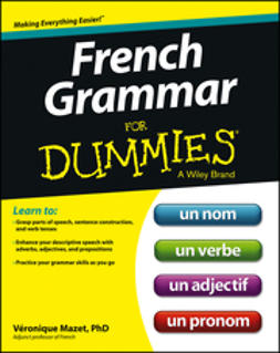 Mazet, Veronique - French Grammar For Dummies, ebook