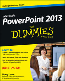 Lowe, Doug - PowerPoint 2013 For Dummies, e-bok