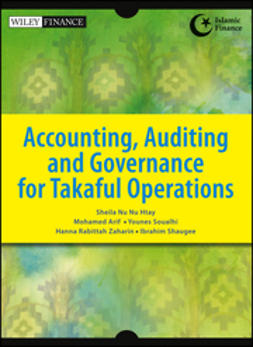 Htay, Sheila Nu Nu - Accounting, Auditing and Governance for Takaful Operations, e-kirja
