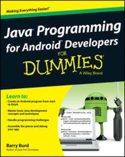 Burd, Barry - Java Programming for Android Developers For Dummies, ebook