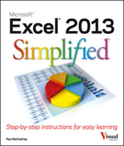 McFedries, Paul - Excel 2013 Simplified, e-bok