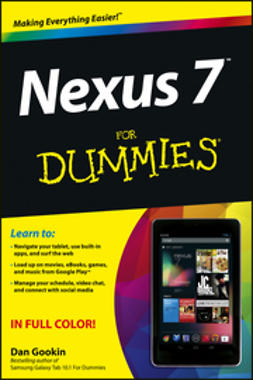 Gookin, Dan - Nexus 7 For Dummies (Google Tablet), ebook