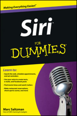 Saltzman, Marc - Siri For Dummies, ebook