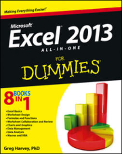 Harvey, Greg - Excel 2013 All-in-One For Dummies, ebook