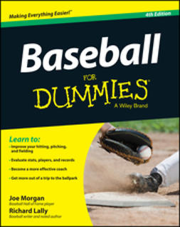 Lally, Richard - Baseball For Dummies, e-kirja