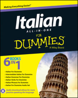 Bartolini-Salimbeni, Beth - Italian All-in-One For Dummies, e-bok