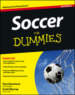 Dunmore, Thomas - Soccer For Dummies, e-bok
