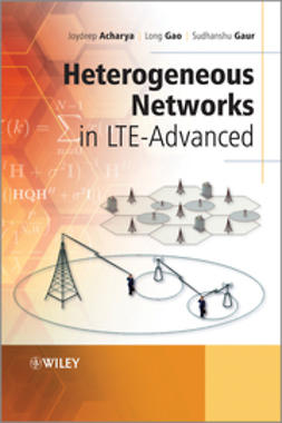 Acharya, Joydeep - Heterogeneous Networks in LTE-Advanced, e-bok