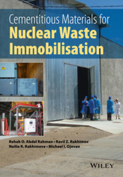 Ojovan, Michael I. - Cementitious Materials for Nuclear Waste Immobilization, ebook