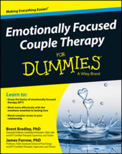 Bradley, Brent - Emotionally Focused Couple Therapy For Dummies, ebook
