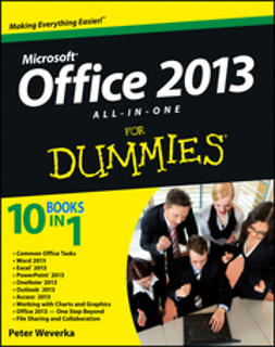 Weverka, Peter - Office 2013 All-In-One For Dummies, ebook