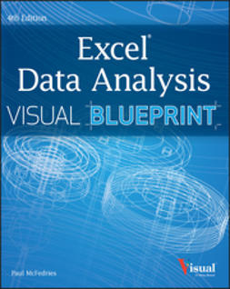 McFedries, Paul - Excel Data Analysis: Your visual blueprint for analyzing data, charts, and PivotTables, ebook