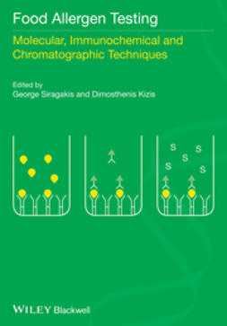 Siragakis, George - Food Allergen Testing: Molecular, Immunochemical and Chromatographic Techniques, e-bok