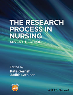 Gerrish, Kate - The Research Process in Nursing, e-bok
