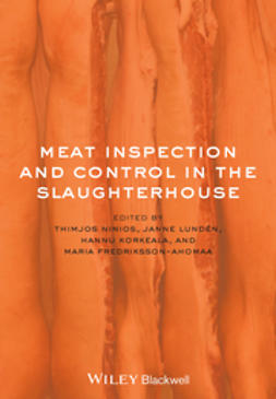 Ninios, Thimjos - Meat Inspection and Control in the Slaughterhouse, ebook