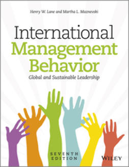 Lane, Henry W. - International Management Behavior: Global and Sustainable Leadership, e-kirja