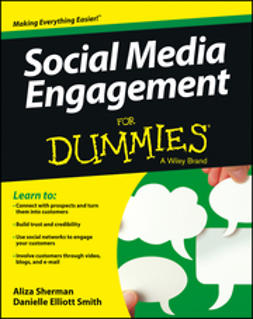 Sherman, Aliza - Social Media Engagement For Dummies, ebook