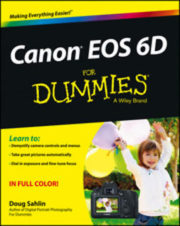 - Canon EOS 6D For Dummies, ebook