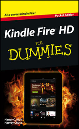 Muir, Nancy C. - Kindle Fire HD For Dummies, ebook