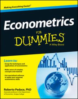 Pedace, Roberto - Econometrics For Dummies, ebook