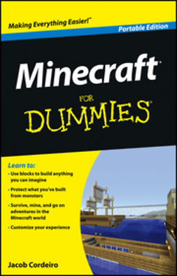 - Minecraft For Dummies, ebook