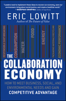 Lowitt, Eric - The Collaboration Economy: How to Meet Business, Social, and Environmental Needs and Gain Competitive Advantage, e-kirja
