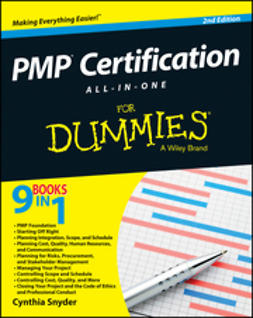 Snyder, Cynthia Stackpole - PMP Certification All-in-One For Dummies, e-kirja