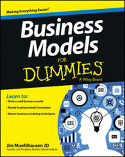Muehlhausen, Jim - Business Models For Dummies, ebook